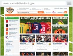 Voetbalshirtskoning
